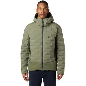 Mountain Hardwear Super/DS Climb Jacket Herre Light Army